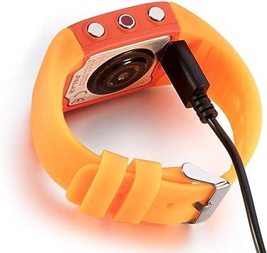 Qimao Ligne USB Chargeur C/âble Smartwatch Accessoire remplacement pour montre Polar M430