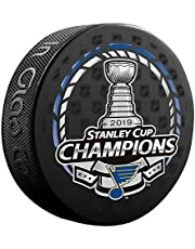 Inglasco 2019 NHL Stanley Cup Final Champions Puck St Louis Blues