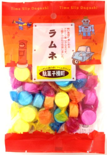 Mitsuya confectionery candy alley Ramune 75gX12 bags