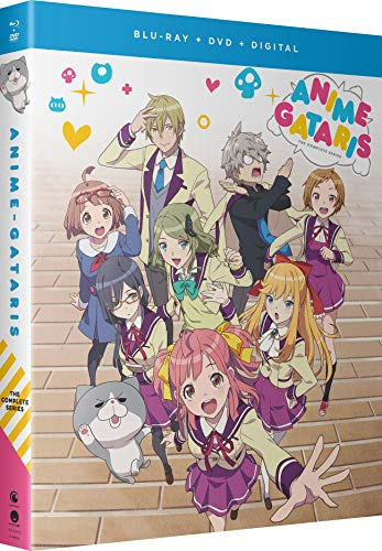Anime-Gataris: The Complete Series [Blu-ray]