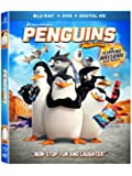 Penguins Of Madagascar (2015) [Blu-ray]
