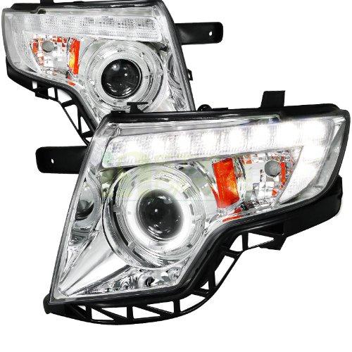07 ford edge headlight assembly - 9