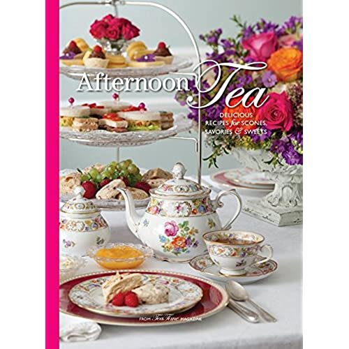 Afternoon tea amazon afternoon tea delicous recipes for scones savories sweets forumfinder Choice Image