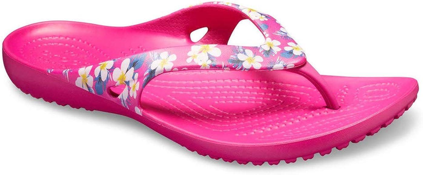 Crocs Womens Kadee II Seasonal Flip