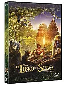 El Libro De La Selva [DVD]: Amazon.es: Neel Sethi, Bill