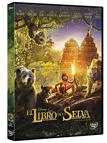 El Libro De La Selva (2016) The Jungle Book [Non-usa Format: Pal -Import- Spain ]