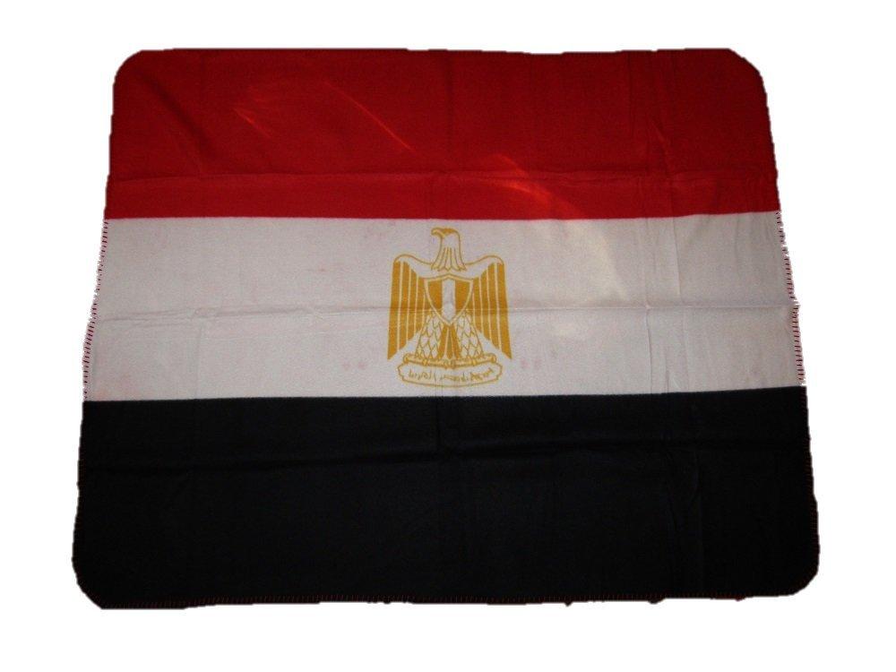 Egyptエジプトフラグ50 x 60 Polar Fleece Blanket Throw B01NBSXRRQ