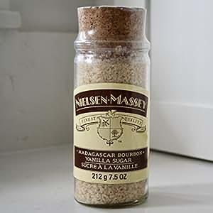 Nielsen-Massey Madagascar Bourbon Pure Vanilla Products Sugar 7.5 oz.