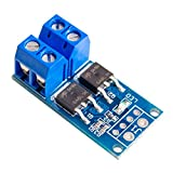 AuBreey 5PCS/LOT 15A 400W MOS FET Trigger Switch Drive Module PWM Regulator Control Panel