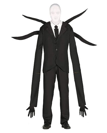 Horror-Shop Traje Slenderman L: Amazon.es: Juguetes y juegos