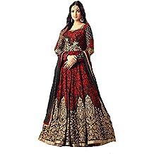 Ready Made Designer Fashion Anarkali Salwar Kameez Party Wear Maisha New
