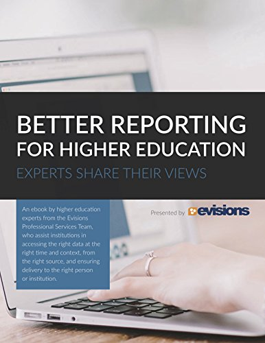 Better Reporting For Higher Education: Experts Share Their Views