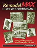 img - for 2017 RemodelMAX Unit Cost Estimating Manual for Remodeling - Overland Park KS & Vicinity book / textbook / text book