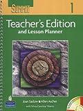 Summit: Teacher's Edition Lesson Plannner Level 1