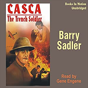 Casca: The Trench Soldier: Casca Series #21 Audiobook