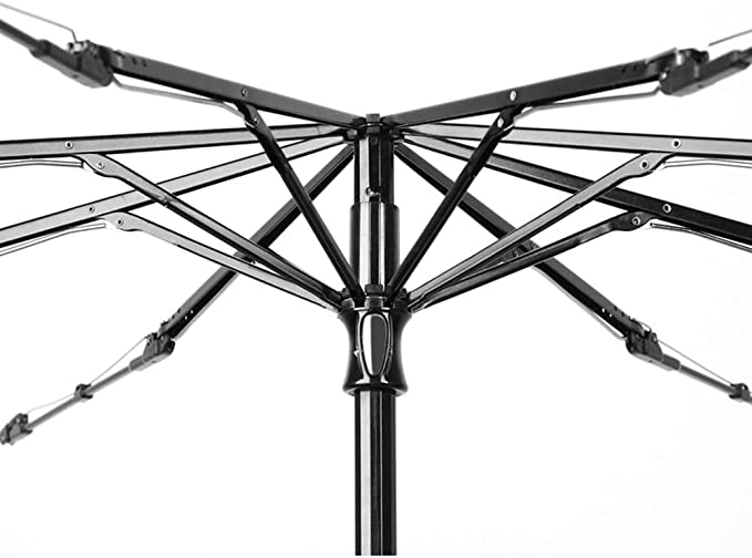 Constellation De Lion Automatic Tri-fold Umbrella Interesting Windproof Anti UV Rain//Sun Travel Umbrella Light Weight.