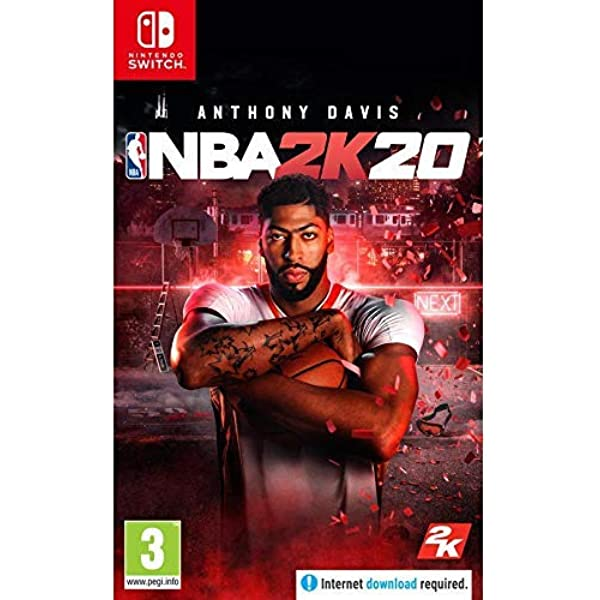 NBA 2K20 - Nintendo Switch [Importación inglesa]: Amazon.es: Videojuegos