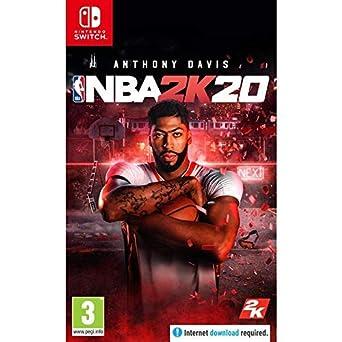 Amazon Com Nba 2k20 Nintendo Switch Video Games