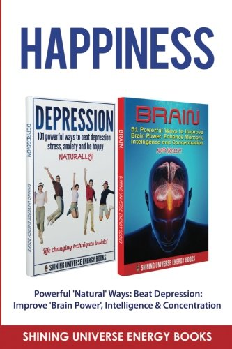 Happiness Powerful Depression Intelligence Concentration product image