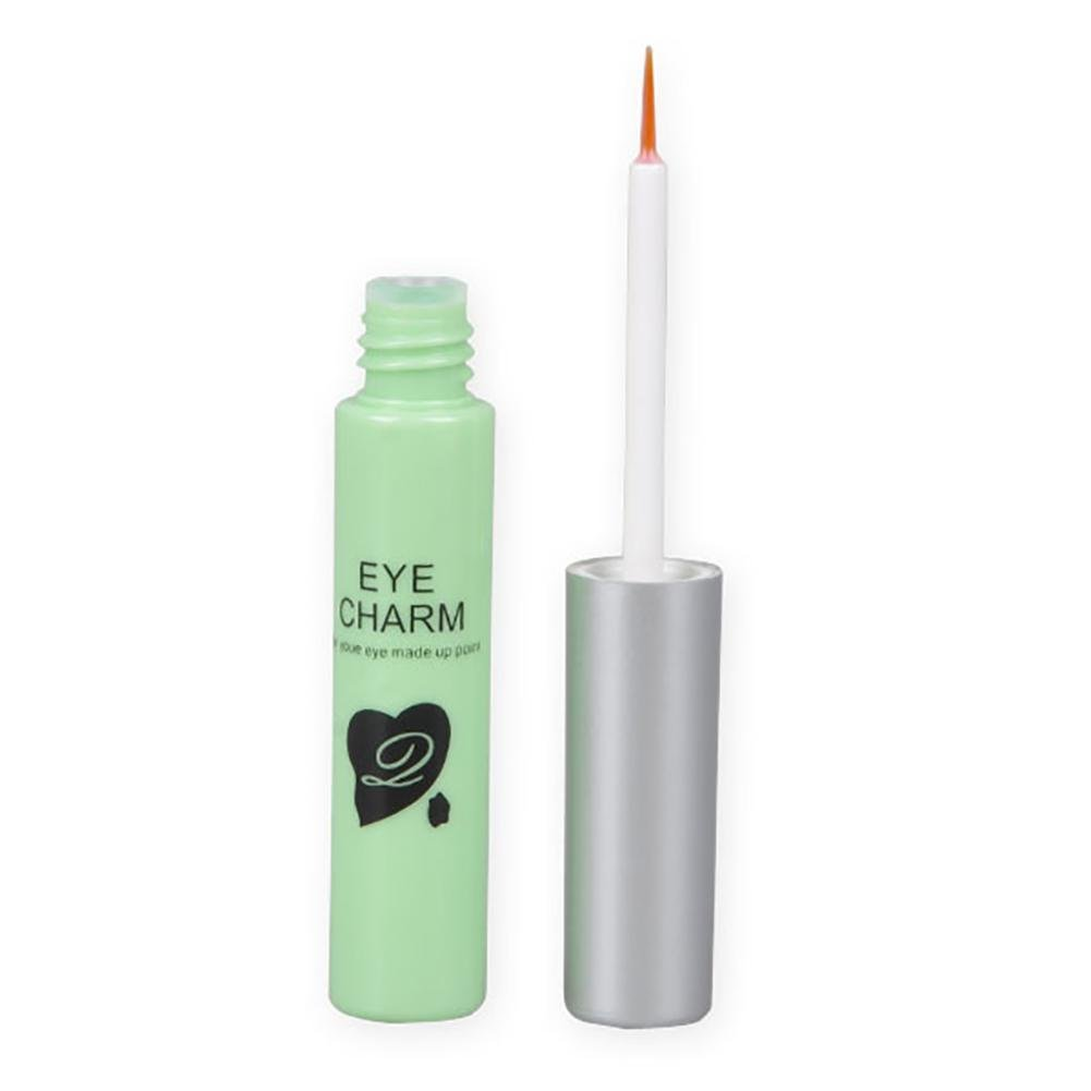 Gracefulvara Fashion False Eyelash Double Fold Eyelid Transparent Adhesive Glue