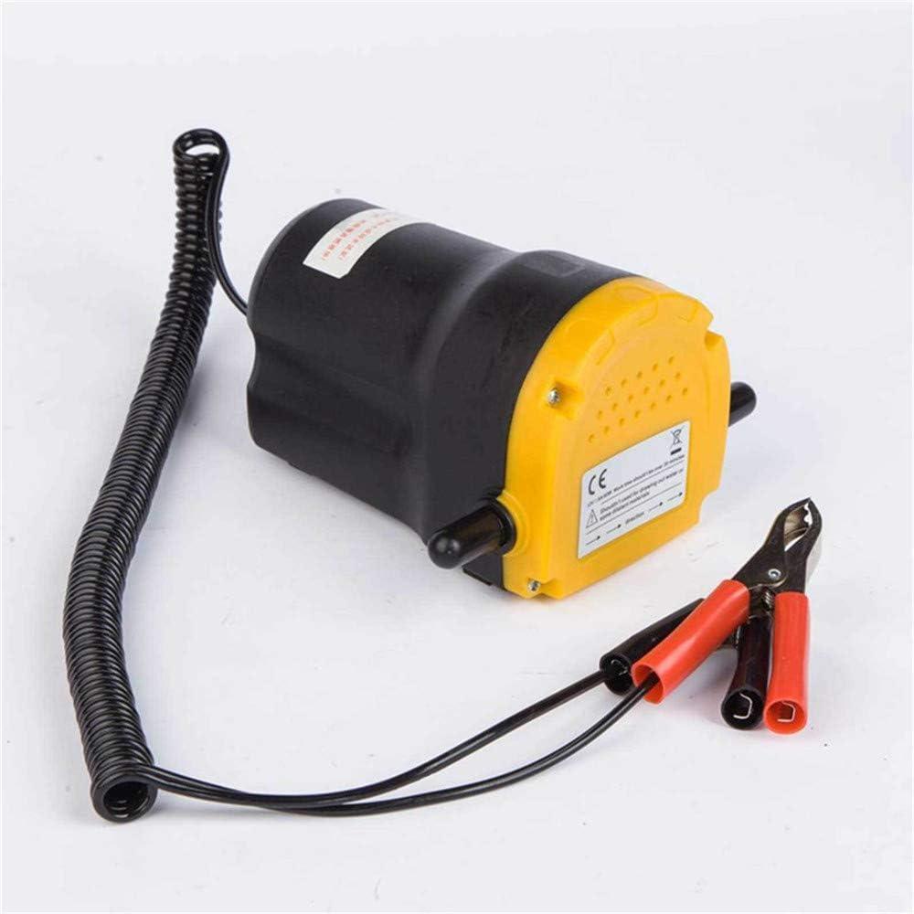 12V Transfer Pump Car Oil Siphon Pump Self-priming pump for Oil Diesel Hydraulic Oil Gear Oil Change