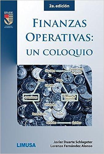 FINANZAS OPERATIVAS UN COLOQUIO EBOOK