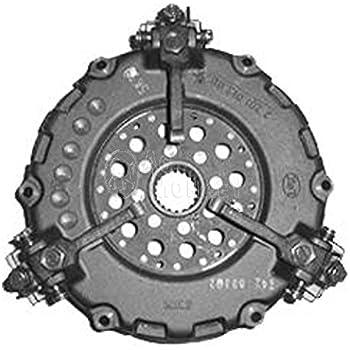 D4381291 Dual Stage Clutch Disc Deutz D3006 D3607 D4006 D4007 D4506 D4507 D4807