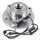 nissan titan wheels bearing rear - Front Wheel Hub & Bearing for Nissan Titan Pathfinder Armada 2WD & 4WD
