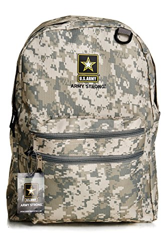Army Camo Backpack Multiful Pockets product image