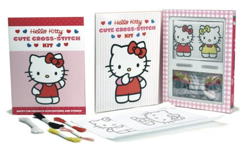 Hello Kitty Cute Cross-Stitch Kit pdf