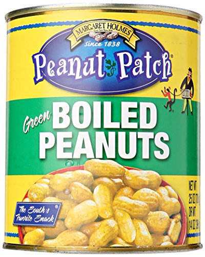 McCall Farms Margaret Holmes Peanut Patch Green Boiled Peanuts, 27 oz