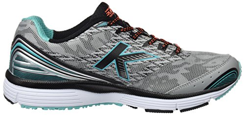Kelme Boston Kush 4.0 plata - Zapatilla de running para hombre