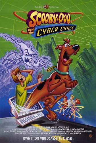 Scooby-Doo and the Cyber Chase Poster 27x40 Scott Innes Joe Alaskey Bob ()