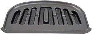 GE WR17X20452 Refrigerator Grille Recess Genuine Original Equipment Manufacturer (OEM) Part