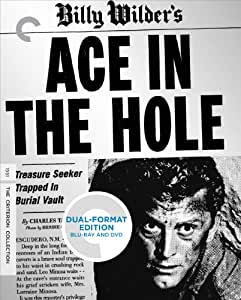 Ace in the Hole (Criterion Collection) [Blu-ray + DVD]