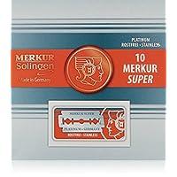 Cuchillas de afeitar de doble filo Merkur-Razor