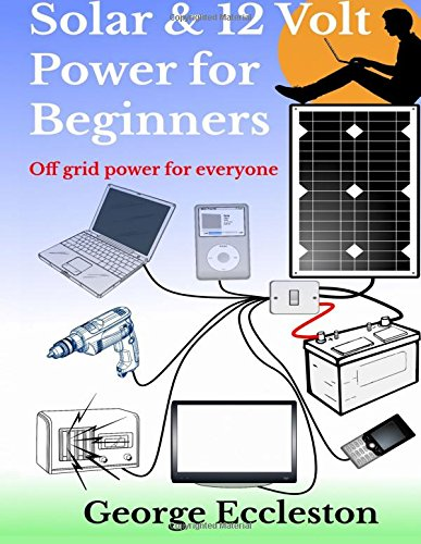 Solar 12 Volt Power beginners product image