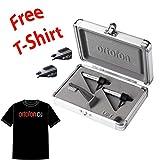 Ortofon Concorde S-120 Twin Pack + 2 Extra S-120 Stylus + Ortofon DJ T-shirt