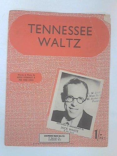 tennessee waltz sheet music - 4