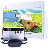 Invisible Electric Fence For Dogs – Adjustable Levels, Progressive Tone And Safe Static