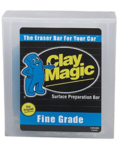 Fibreglass Evercoat 2200 Blue Fine Grade Clay Magic