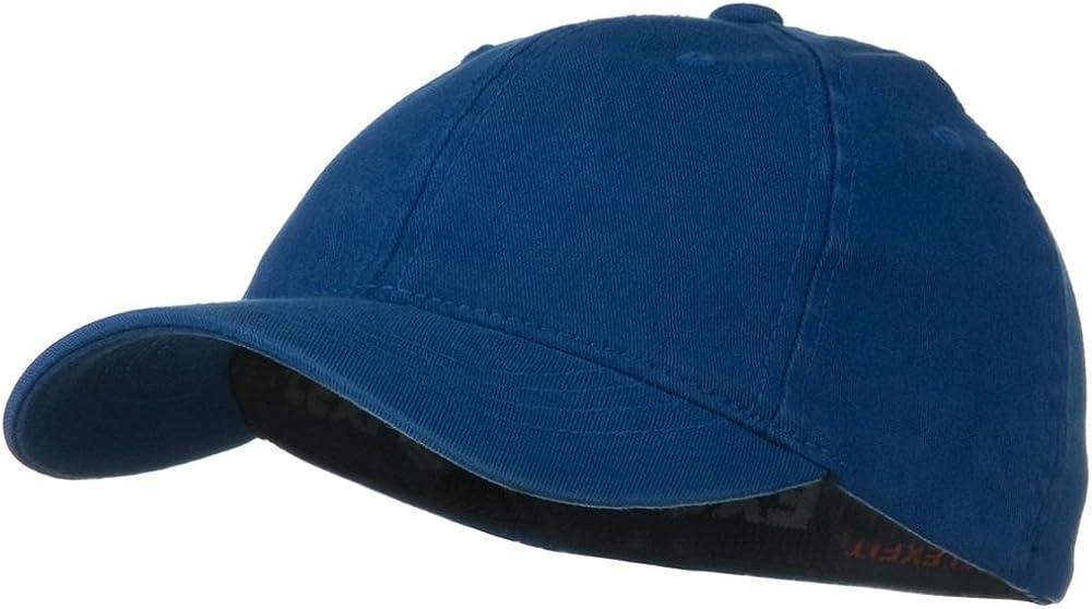 Youth Flexfit Garment Washed Cotton Cap Royal