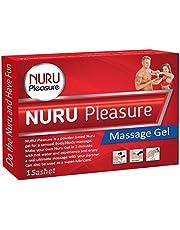 NURU Massage Gel Poeder. Maak je eigen Magische Nuru Gel, Super glad, Reukloos en smaakloos, Ideaal voor een erotische body-to-body massage