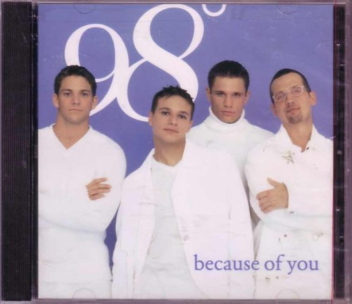 98 degrees CD Covers - 32.3KB