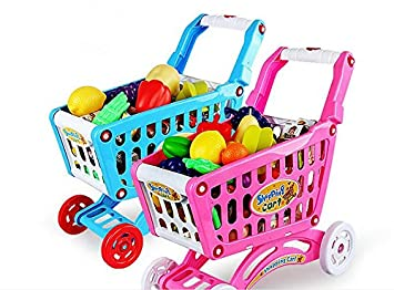 Juguete de carrito de compras trajes bebé juego juguete para niños carro de tamaño carros de juguetes para hombres y mujeres , 2: Amazon.es: Deportes y aire ...