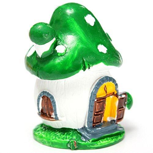 Setas en Miniatura Casa De Muñecas En Maceta Planta decoraciones de jardín decoración verde