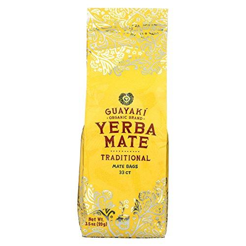 Guayaki, Mate Traditional Bag Organic, 33 - Mate Tea Yerba