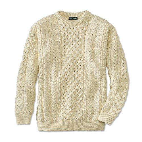 Irish Cable Knit Sweaters - 7