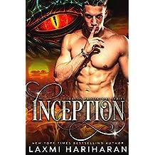 Inception: Paranormal Dragon Shifter Romance (Dragon Protectors Book 1)