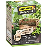 Compo actibio3 – Activador de Compost a Base de Guano 3 kg, Verde, 23.5